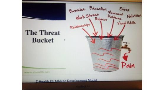 pain bucket